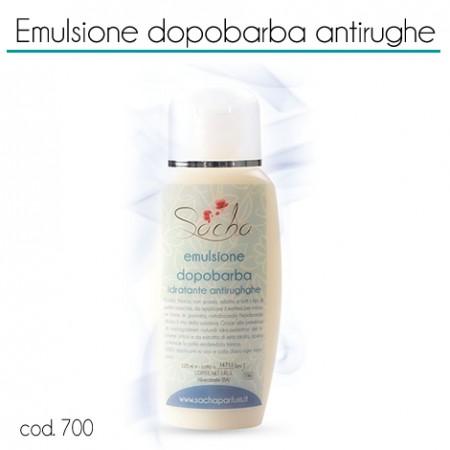700 Emulsione idratante dopobarba antirughe