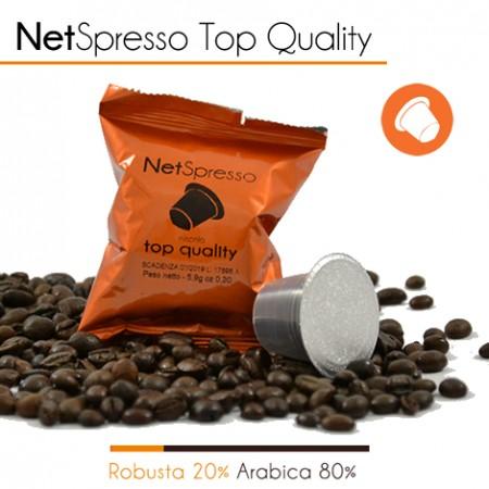 100 Capsule Compatibili Nespresso TOP QUALITY