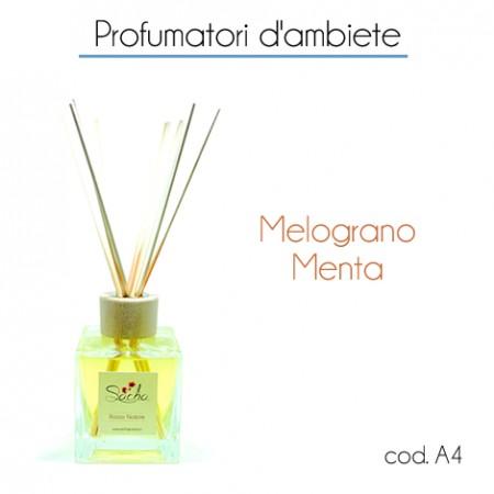 A4 Melograno Menta