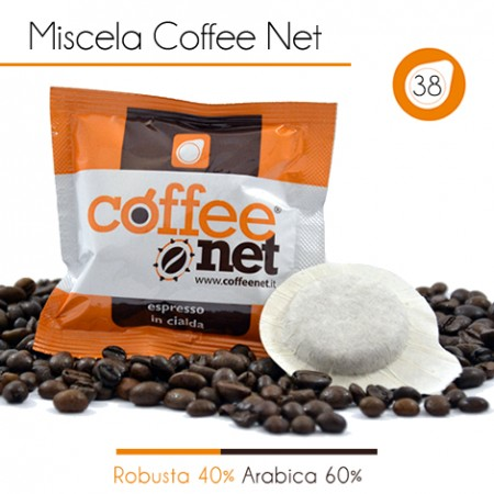 150 Cialde Miscela COFFEE NET