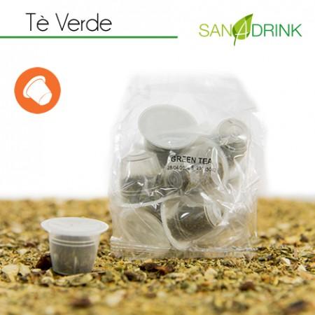50 Tisane Compatibili Nespresso GREEN TE'
