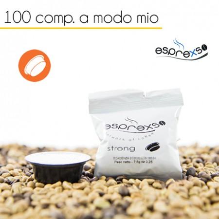 100 Capsule Compatibili A Modo Mio ESPREXSO