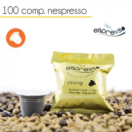 100 Capsule Compatibili Nespresso ESPREXSO