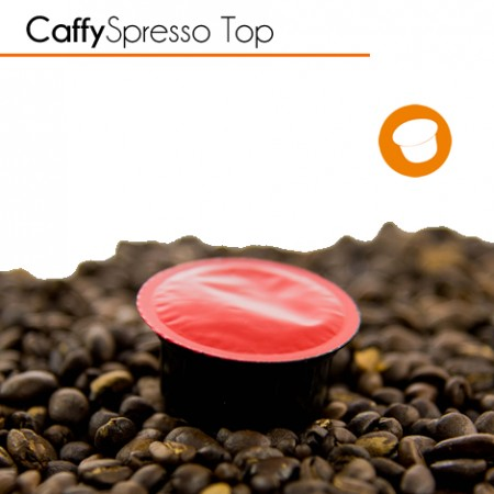 100 Capsule Compatibli Caffitaly TOP QUALITY
