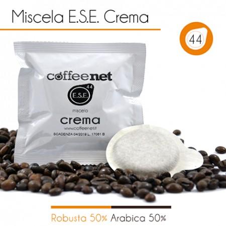 150 Cialde Miscela E.S.E. CREMA