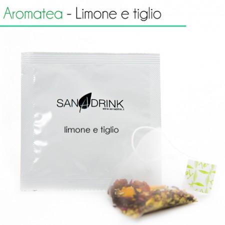 15 Tisane Filtro LIMONE E TIGLIO