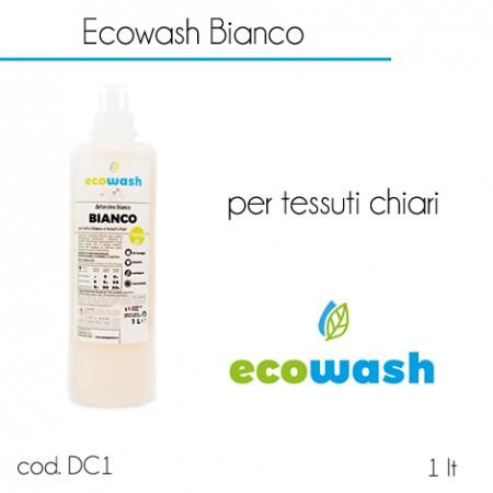 DC1 Ecowash Bianco - Per Tessuti Chiari