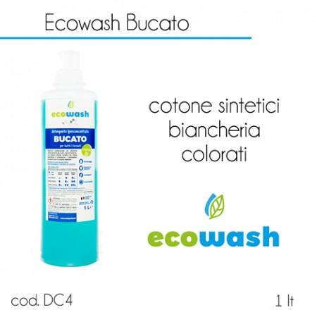 DC4 Ecowash Bucato - Per tutti i tessuti