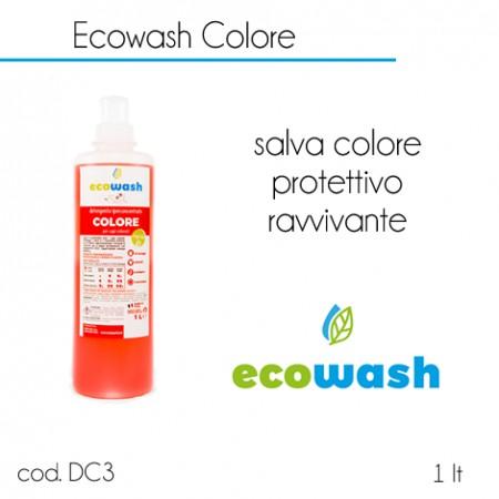 DC3 Ecowash Colore - Per Capi coloratii e salvacolore protettivo ravvivante