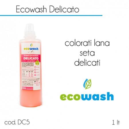 DC5 Ecowash Delicato - Per i capi delicati
