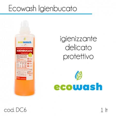 DC6 Ecowash Igienbucato - Ipoallergenico