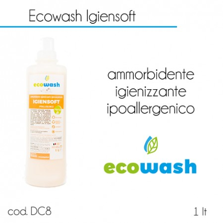 DC8 Ecowash Igiensoft - Ipoallergenico