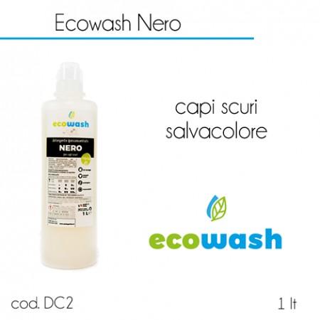 DC2 Ecowash Nero - Per Capi scuri e salvacolore