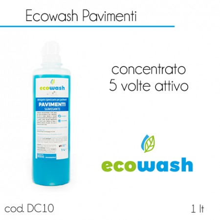 DC10 Ecowash Pavimenti - Sgrassante
