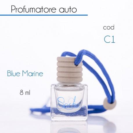 Profumatore Auto Blue Marine
