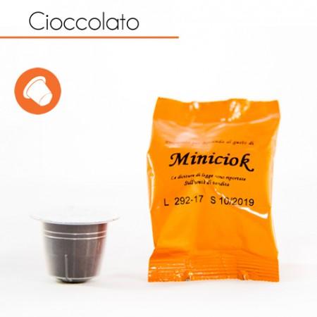 50 Capsule Nespresso CIOCCOLATO