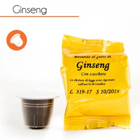 50 Capsule Nespresso GINSENG