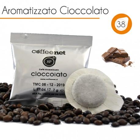 50 Cialde Aromatizzato CIOCCOLATO Xp 38