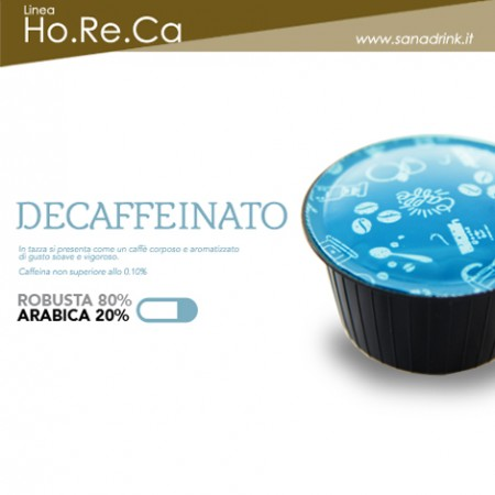 50 Caffè Decaffeinato Ho.Re.Ca