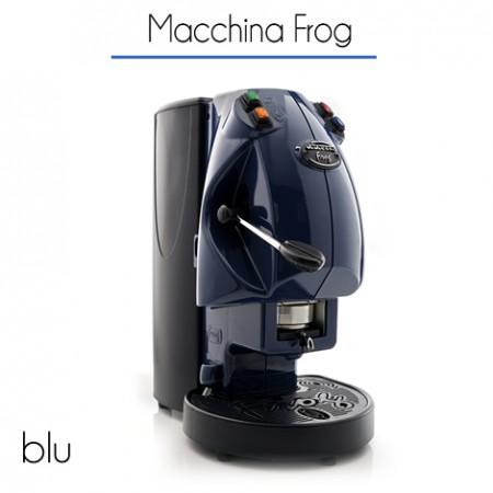 Macchina Frog Ø 44 mm di proprietà BLU con 150 cialde E.S.E.