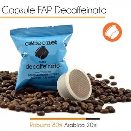 100 Capsule Fap DECAFFEINATO