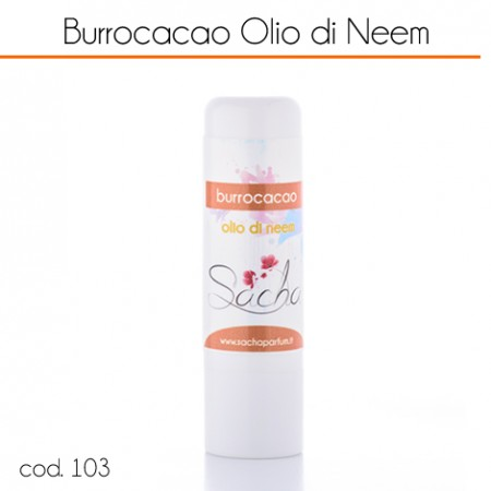 103 Burrocacao  Olio di Neem