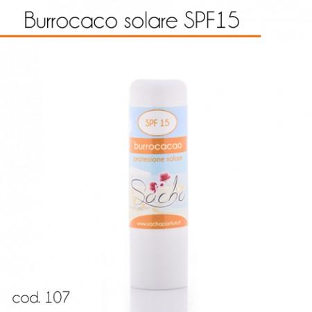107 Burrocacao Solare SPF15