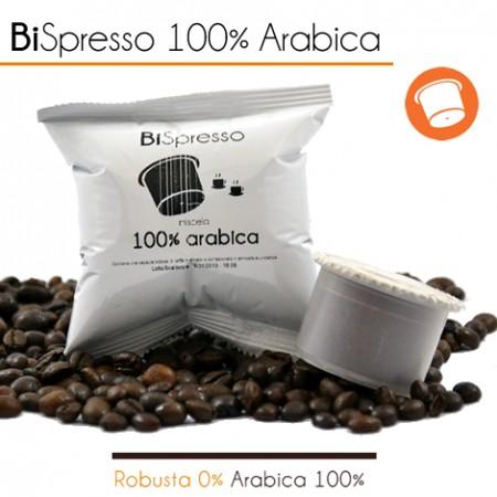 50 Capsule Bidose 100% ARABICA