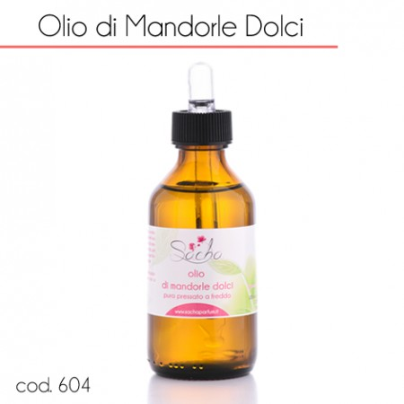 604 Olio Mandorle dolci