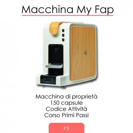 Macchina My Fap con CA