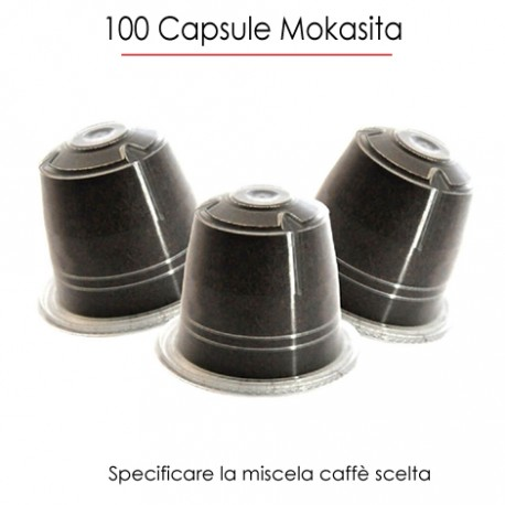 100 Caffè Mokasita  #
