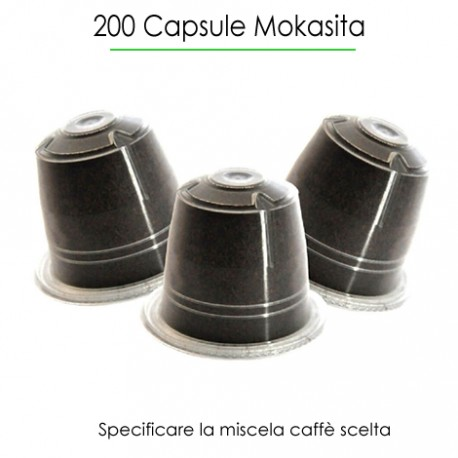 200 Caffè Mokasita  #