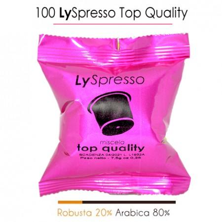 100 Capsule LySpresso TOP
