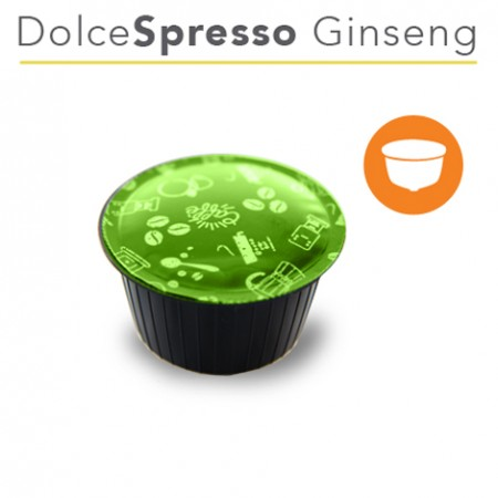 50 Capsule Compatibili Dolce Gusto Ginseng