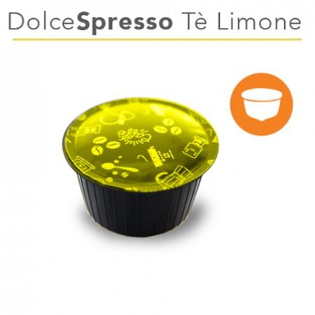 50 Capsule Compatibili Dolce Gusto Tè al limone