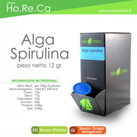 30 Alga Spirulina Ho.Re.Ca