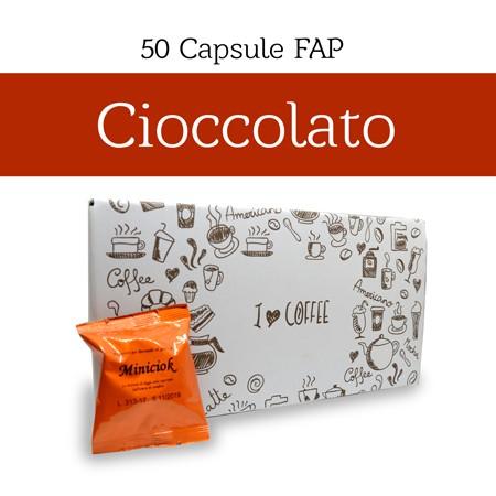 50 Capsule Fap CIOCCOLATO