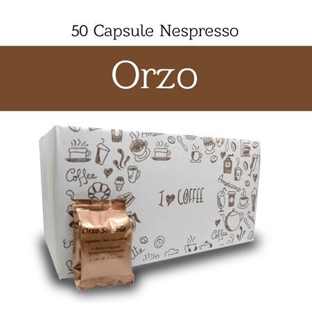 50 Capsule Nespresso ORZO