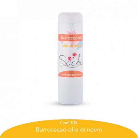 48468 Burrocacao Olio di Neem