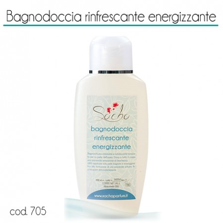 705 Bagnoschiuma rinfrescante energizzante