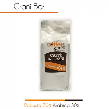 1 kg  Caffè in grani BAR