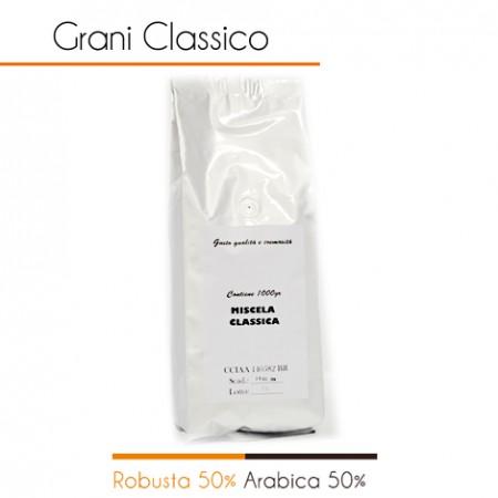 1 kg  Caffè in grani CLASSICO