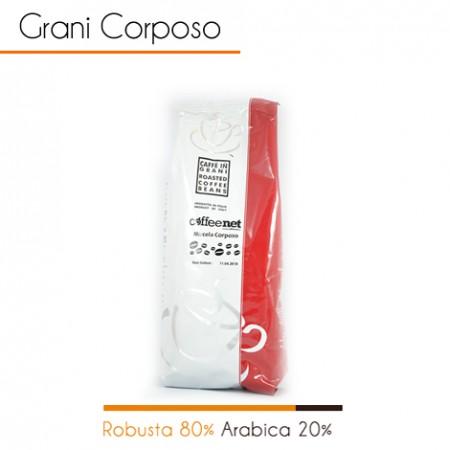 1 kg  Caffè in grani CORPOSO