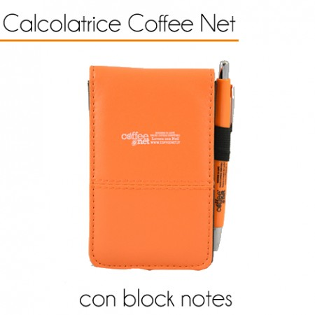 Calcolatrice Coffee Net