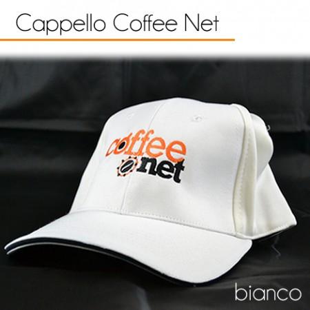 Cappello Bianco Coffee Net